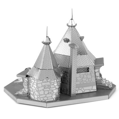 Maqueta Harry Potter Hagrid's Hut Metalearth