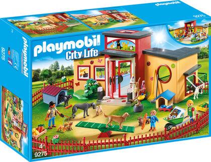 Playmobil City Life Mascotes hotel