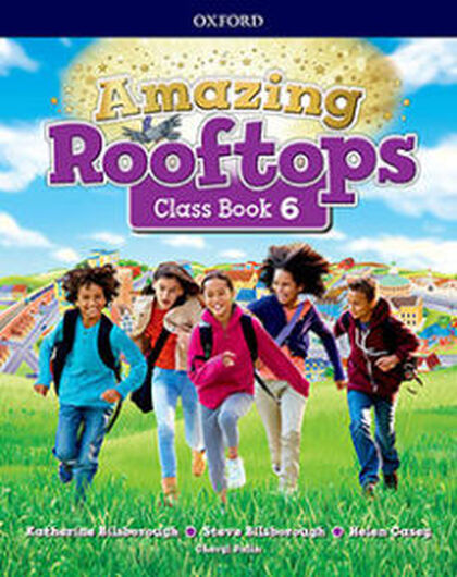 AMAZING ROOFTOPS 6 CB PK Oxford 9780194168458