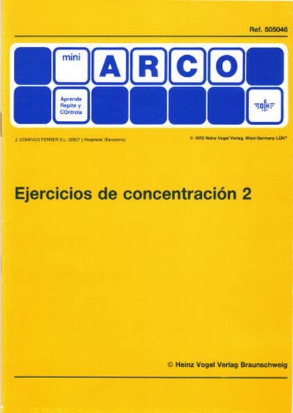 Mini-arco ejer.concentración 2/505046