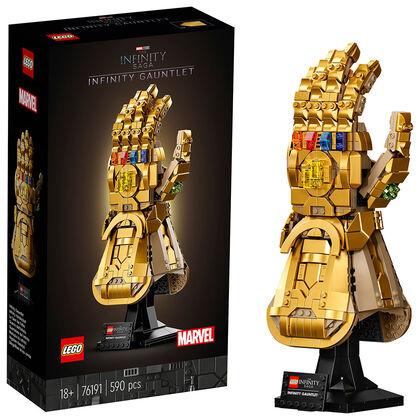 LEGO Super Herois Guant de l'infinit (76191)