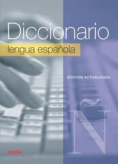 Diccionario lengua española -edición act Edebé 9788468316109