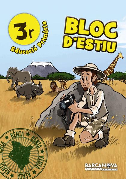 BLOC ESTIU 3r PRIMÀRIA Barcanova Quaderns 9788448940379
