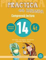 PRACTICA AMB BARCANOVA 14. COMPRENSIÓ LECTORA Barcanova Quaderns 9788448948573