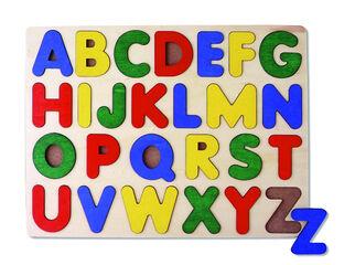 Encaje abecedario Abacus