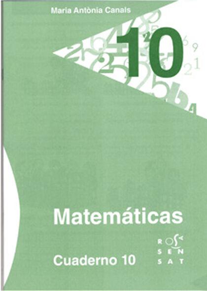 10DRS Cuaderno 10 Rosa Sensat 9788492748648