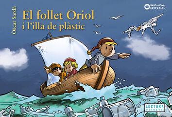 El follet Oriol i l'illa del plàstic
