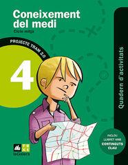 MEDI-ACTIVITATS TRAM 2.0 4t PRIMÀRIA Text 9788441221192