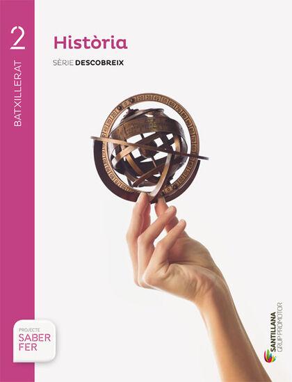 HISTÒRIA ESPANYA 2n BATXILLERAT Grup Promotor Text 9788491302803