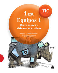 Equipos 1 TIC/17 ESO 4 Teide Text 9788430781973