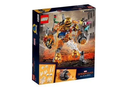 LEGO Superherois Molten man (76128)