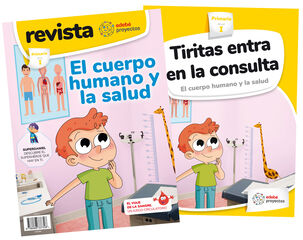 Naturales/Tiritas entra en consult PRIMÀRIA Edebé 9788468337326