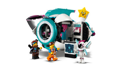 LEGO Movie 2 Nave system dulce caos (70,830)