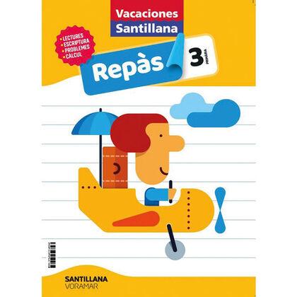 VACANCES REPÀS 3 Voramar Vacances 9788491318323