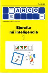 MINI ARCO EJERCITO MI INTELIGENCIA 1 MINIARCO 9788492490301