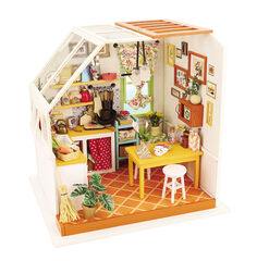 Maqueta Rolife Mini House DIY - Jason'S Kitchen