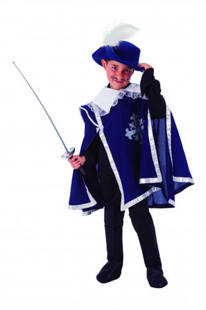 Disfraz Rubie'S Mosquetero De 8 a 10 aos