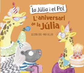 L'aniversari de la Júlia