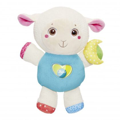 Peluche Chicco Proyector Oveja Lily
