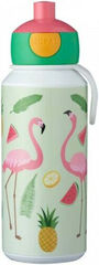 Ampolla Mepal Pop-Up Campus Flamingo 400 ml