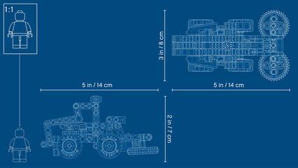 LEGO Technic  Mini CLAAS XERION (42102)