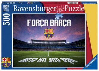 Puzzle FCB 500 pc Ravensburger