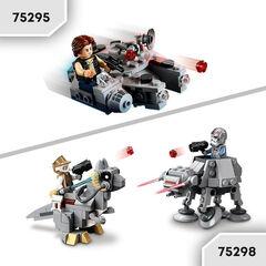 LEGO Star Wars Microfighter: Halcón Milenario (75295)