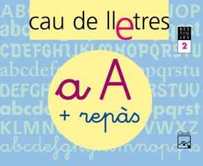 P4 CAU DE LLETRES 02/A+REP Casals 9788421833438