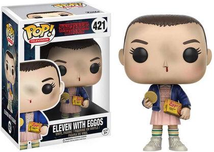 Funko POP! Stranger Things Eleven Eggos