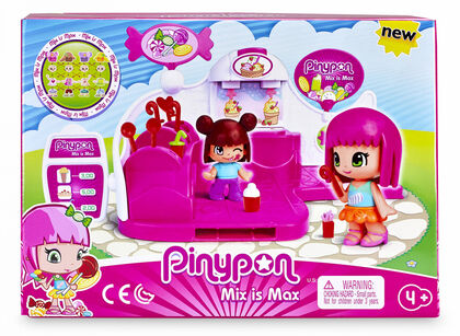 Pinypon Tienda de dulces