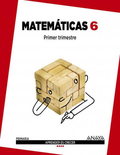 Matemáticas/15 PRIMÀRIA 6 Anaya Text 9788467880786