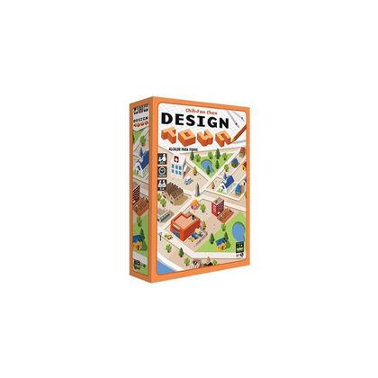 Juego de Cartas Design Town