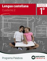 BARC E1 Castellà-quadern 2/Palabras Barcanova Text 9788448944124