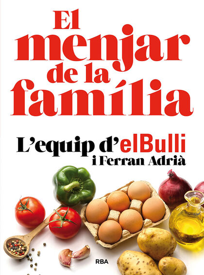 El menjar de la familia (nueva edición)