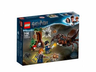 Lego Harry Potter El caché de Aragog