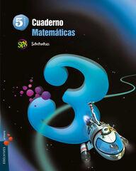 EDV E5 Matemáticas-cua 3/Superpixépolis Edelvives 9788426393616