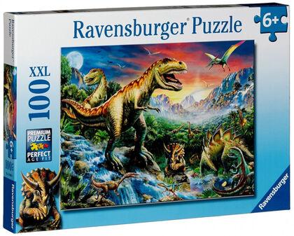 Puzzle Ravensburger Dinosaurios