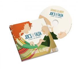 DÀMARIS GELABERT:JOCS DE FALDA CD