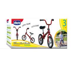 Bicicleta metálica Chicco Rojo