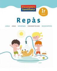 VACANCES REPÀS 1r PRIMÀRIA Grup Promotor Vacan. 9788415435662