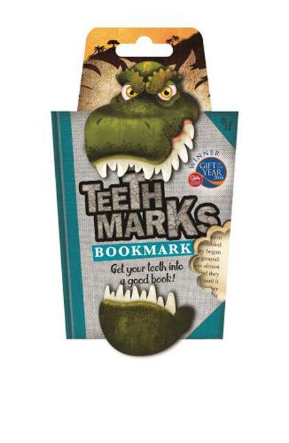 Punto de libroIfCuerda elástica Dientes T-Rex