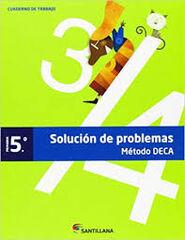 PROBLEMAS DECA 5º PRIMARIA Santillana Text 9788468009797