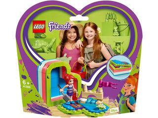 LEGO Friends Caja corazón verano Mia (41388)