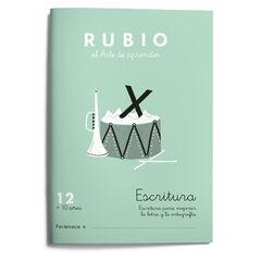 RUBIO E Escritura 12/21 9788417427634