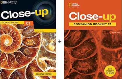 CLOSE UP C1 STUDENT'S BOOK+COMP. National Geo. 9781473764552