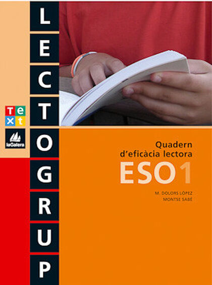 LECTOGRUP 1r ESO Text 9788441212787
