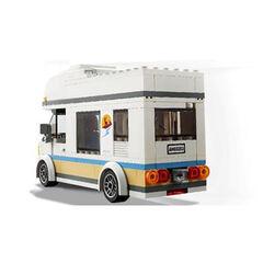 LEGO City Great Vehicles Autocaravana de Vacaciones (60283)