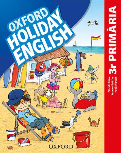 HOLIDAY ENGLISH 3 PRIM CAT 3ED REV Oxford 9780194546423