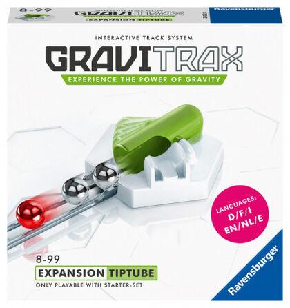 Gravitax Tiptube
