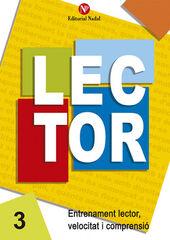 LECTOR 03 MANUSCRITA Nadal 9788486545840